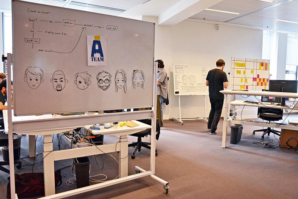 В офисах Booking.com ведется сложная аналитическая работа, в том числе исследуется и покупательское поведение путешественников