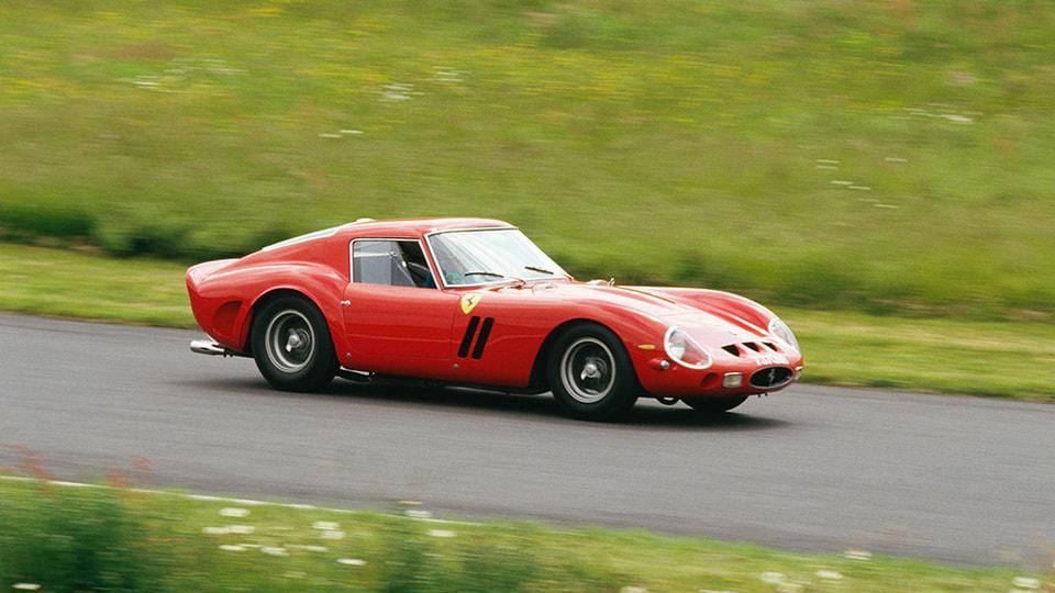 Ferrari 250 GTO: в 2014 году его стоимость при продаже образца 1962 года превысила $38 млн.