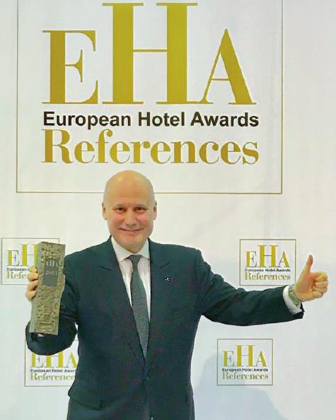 Тьерри Лавалле, генеральный директор отеля Grand Hotel Kempinski Geneva
