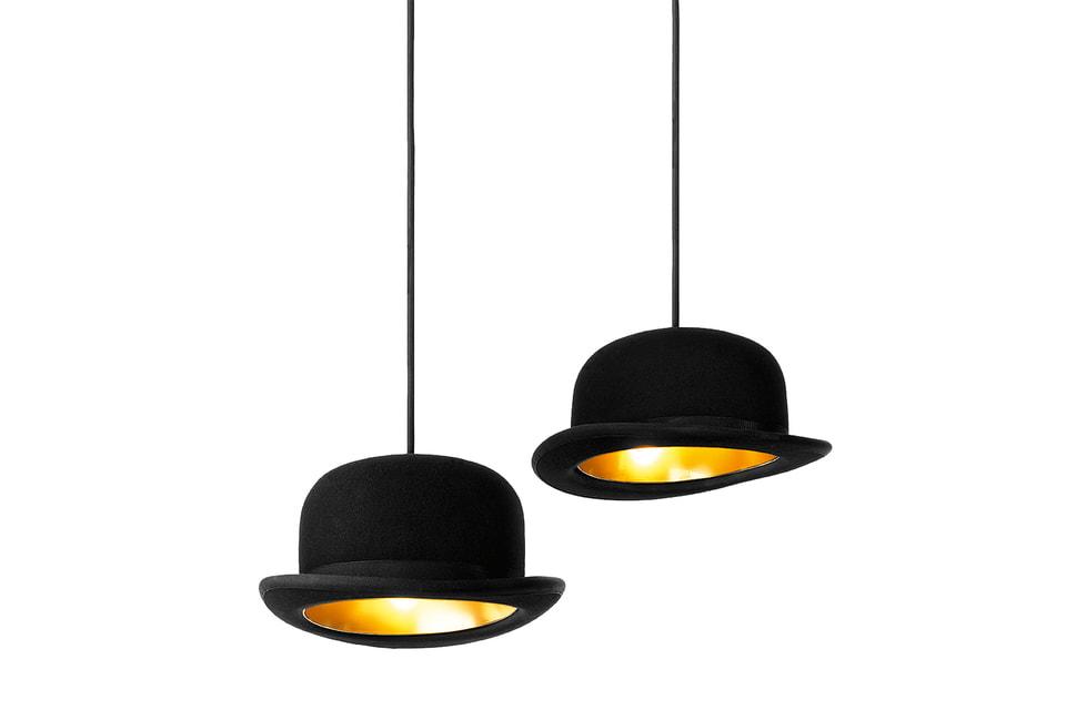 Лампы-котелки Jeeves