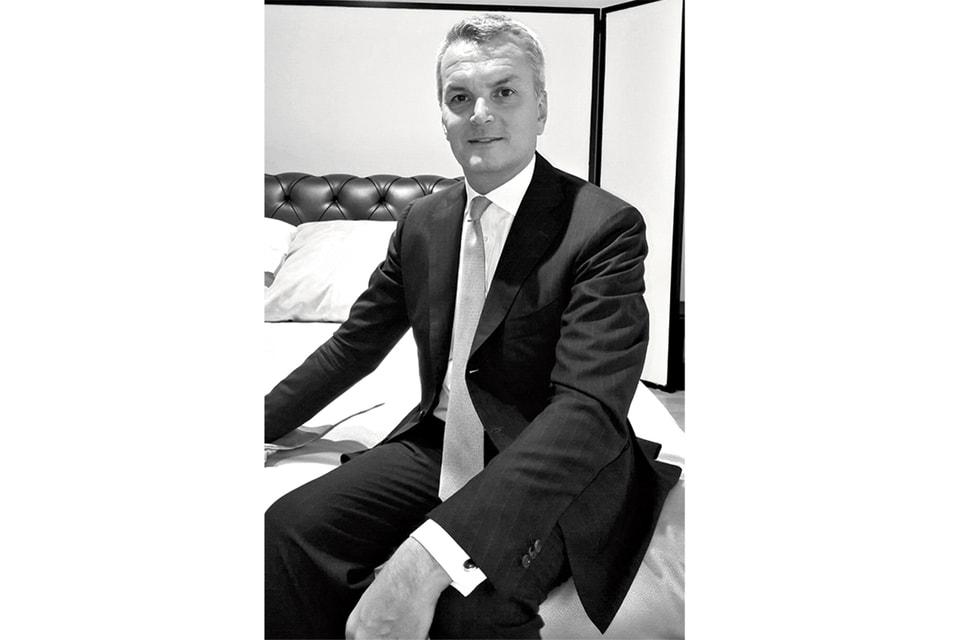глава Frette Филиппо Арнабольди