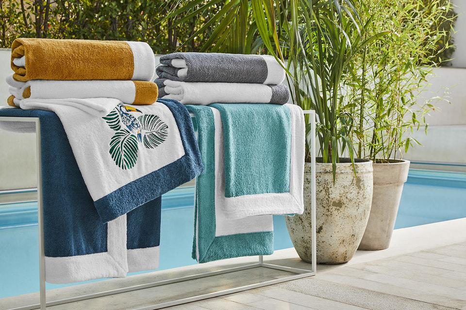 Пляжные полотенца Frette