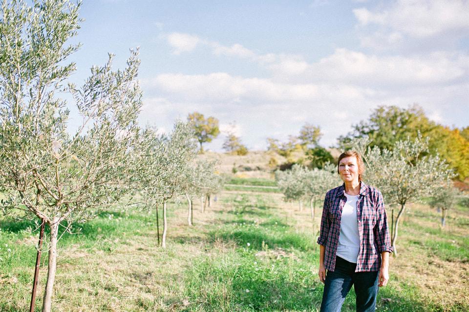 Ольга Беклемишева, сооснователь проекта Olive Makers