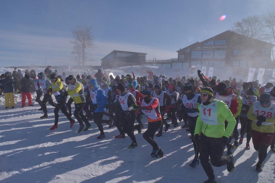 В этом году в забеге приняли участие 153 человека
