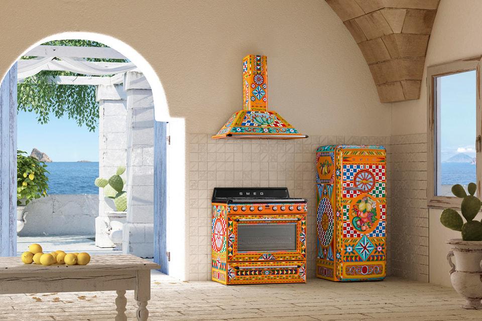 Коллаборация брендов носит гордое название – Sicily is my Love