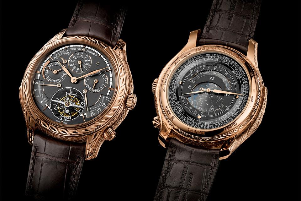 Часы Les Cabinotiers Grand Complication Crocodile c пятнадцатью усложнениями