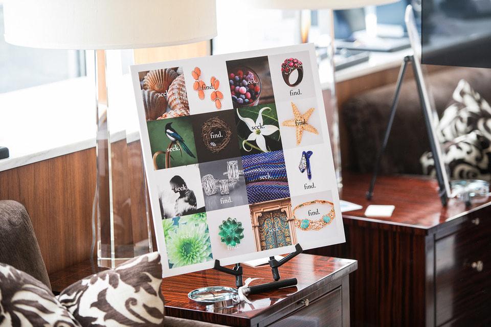 Своим девизом выставка GemGeneve выбрала два английских слова – Seek и Find – и ее устроители надеятся, что любители ювелирного искусства найдут в Женеве то, что давно искали