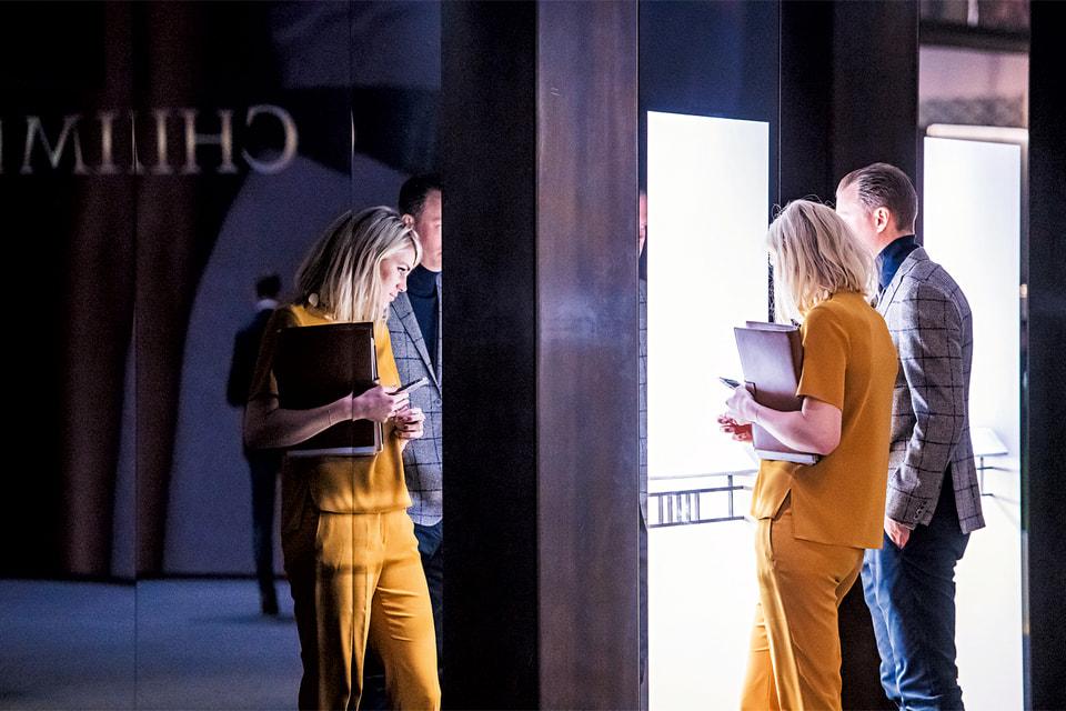 В 2018 году количество выставочных павильонов на Baselworld сократилось с шести до трех