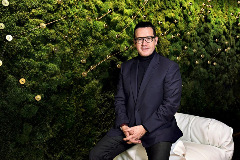 Генеральный директор Audemars Piguet Франсуа-Анри Беннамиас