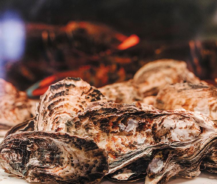 Морепродукты ресторан импортирует из Японии
