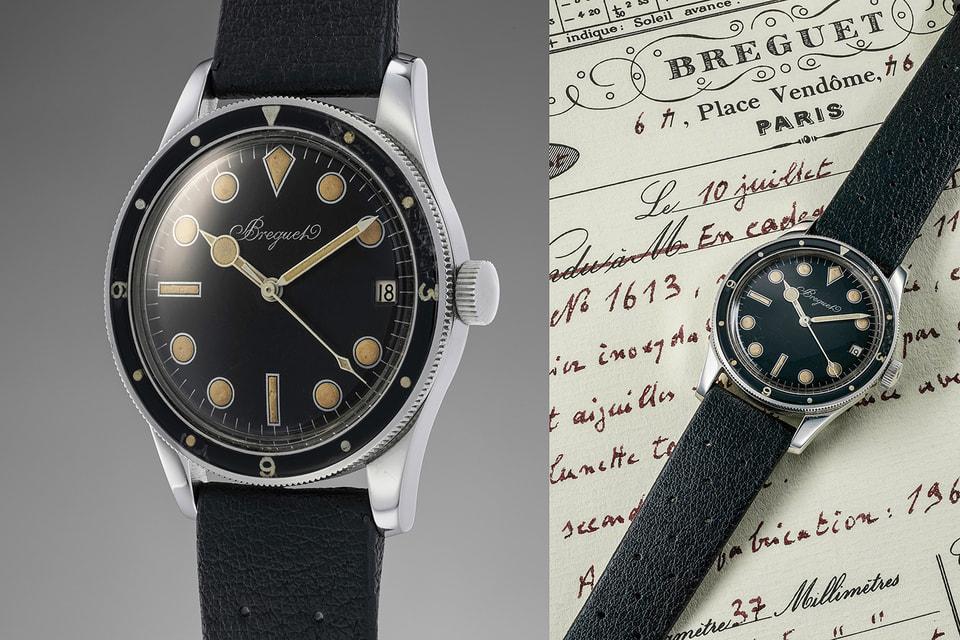 Лот 230: глубоководный хронограф 1963 года