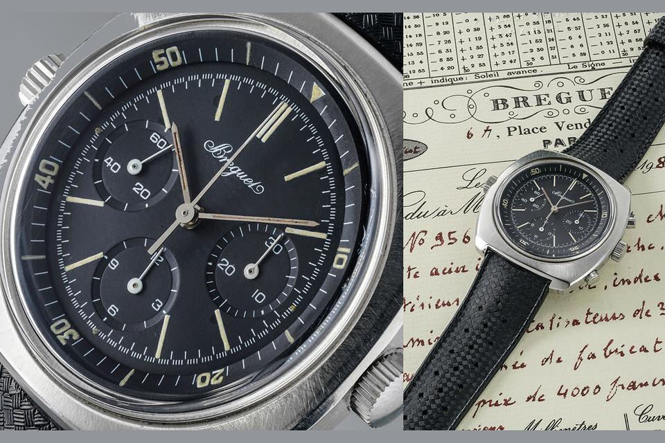 Лот 272 – редкий глубоководный хронограф 1978 года