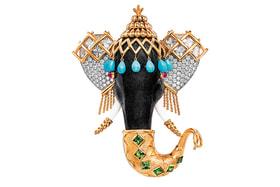 Tiffany & Co., брошь из коллекции Schlumberger for Tiffany & Co.