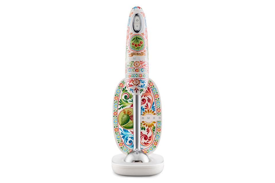 Погружной блендер от Smeg и Dolce & Gabbana