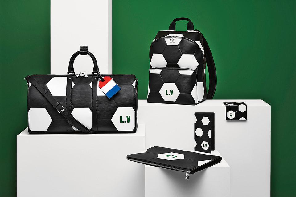 Только Louis Vuitton представил официальную лицензионную коллекцию, посвященную Кубку мира по футболу FIFA 2018
