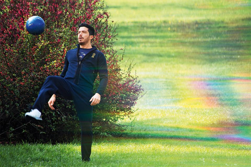 Zilli украсил свою коллекцию фирменной вышивкой «Moscow 2018»