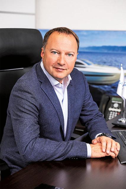 Основатель компании Андрей Ломакин