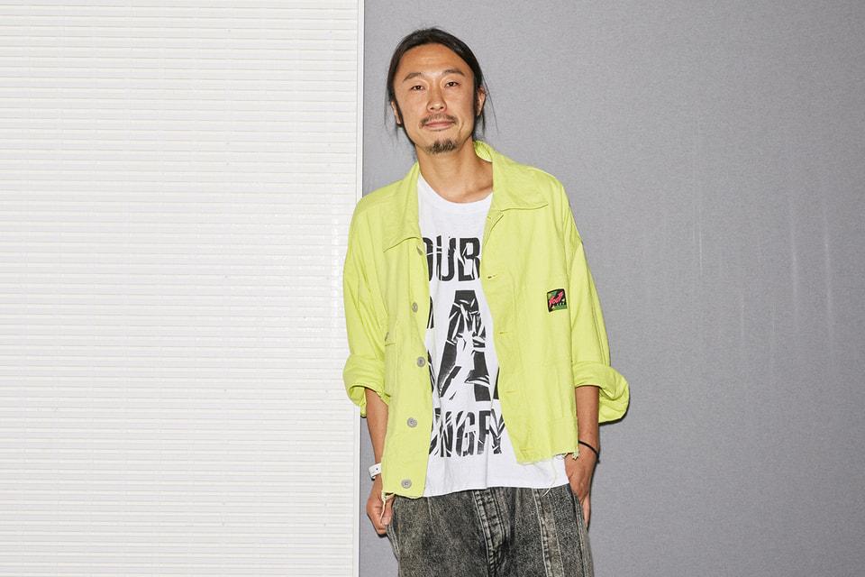 Дизайнер Масаюки Ино, обладатель приза LVMH