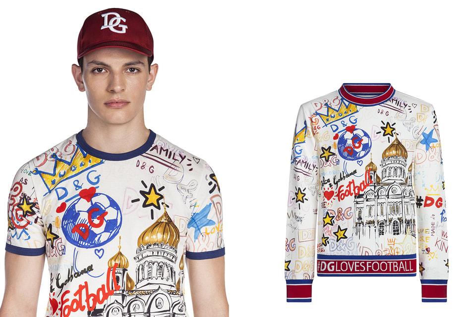 Коллекция  Dolce & Gabbana – симбиоз из русских символов и знаковых для итальянского дуэта образов