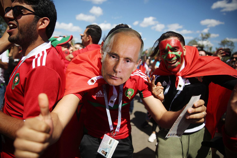 Сборная Португалии выиграла у Марокко со счетом 1:0