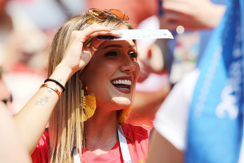 Самые яркие эмоции матча Бельгия – Тунис