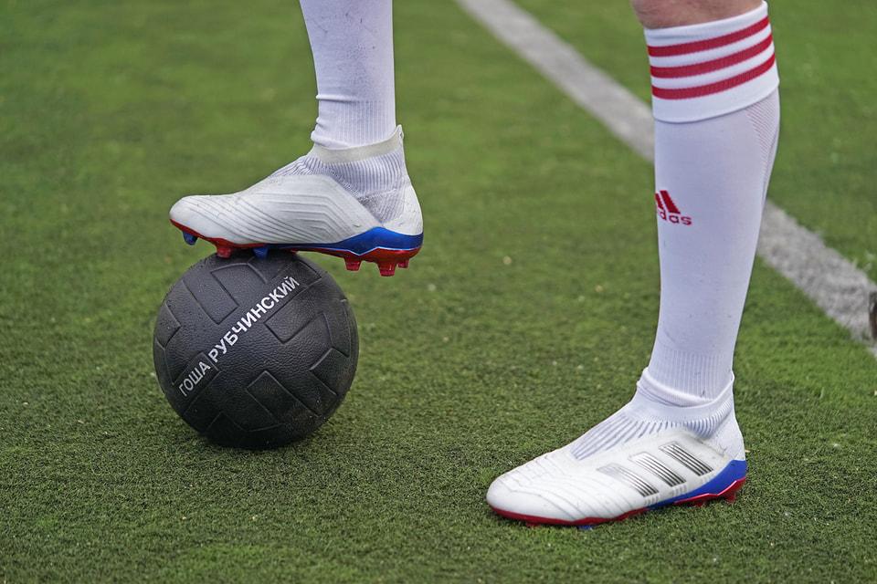 Бутсы из коллекции «Гоша Рубчинский x adidas Football»