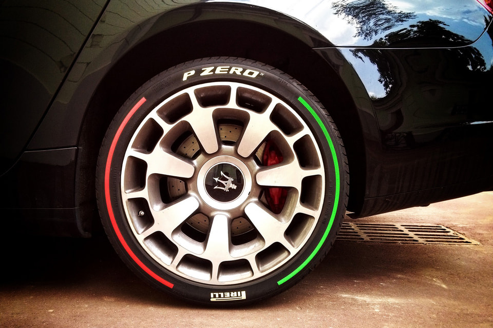 Шины «Tri-color»