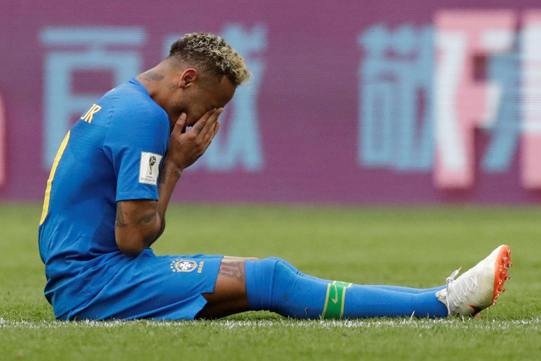 Слезы чемпионата мира по футболу