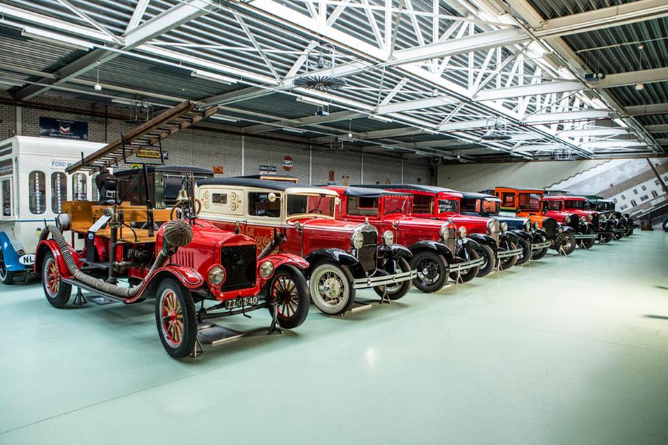 На аукционе была распродана вся коллекция крупнейшего частного музея Ford
