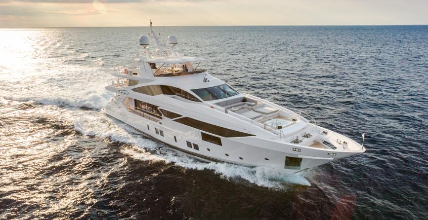 «Отдых на чартерной яхте превратился в альтернативу хорошему туристическому отдыху» - считают эксперты