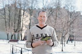 Коллекционер минералов, штурман дальнего плавания Владимир Старжинский