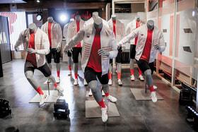 Создавая футбольную коллекцию OTRUSKA,  команда New Balance под руководством Роба Шелдона глубоко погрузилась в изучение российской истории и культуры
