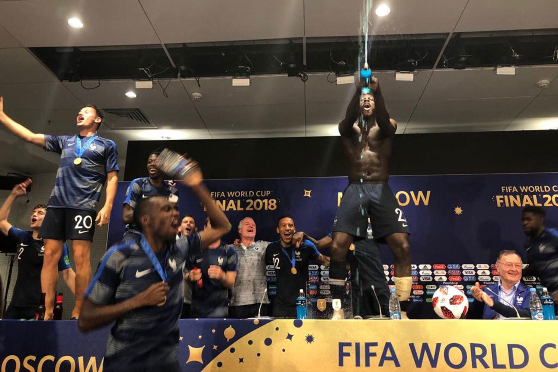 Тренер сборной Франции: «Я никогда не видел такого чемпионата мира»
