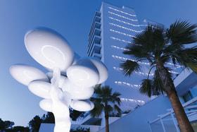 Вид на отель Iberostar Grand Portals Nous