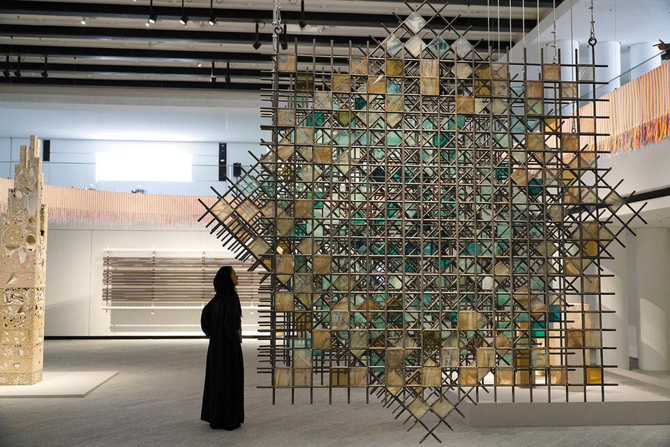 Временная выставка Co-Lab. Contemporary Art&Savoir-Faire