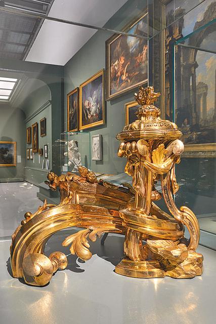 «Диана-охотница», скульптура, коллекция музея Лувр, Париж
