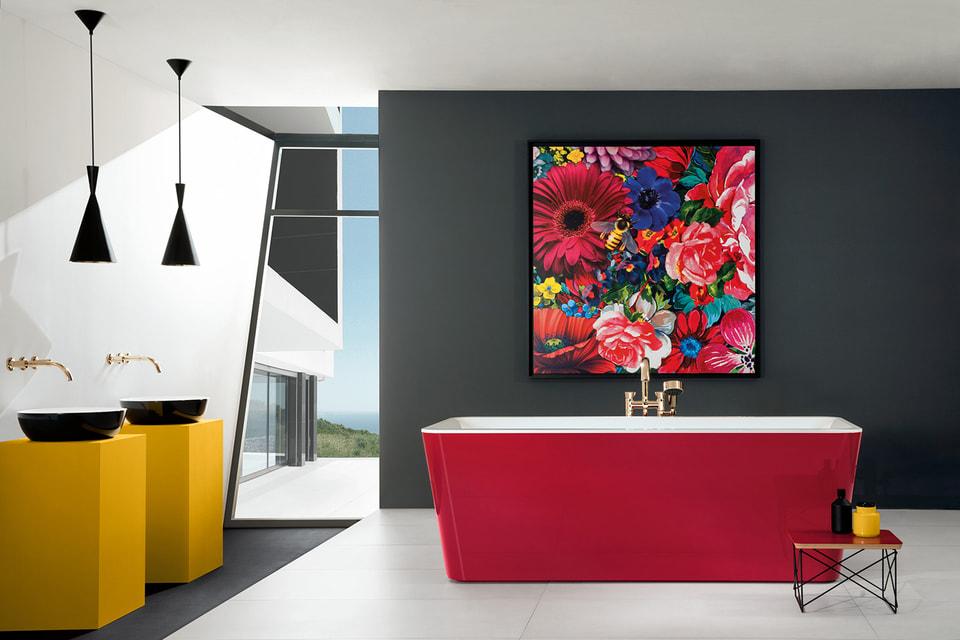 Проектировать и оформлять ванную комнату можно в режиме онлайн
