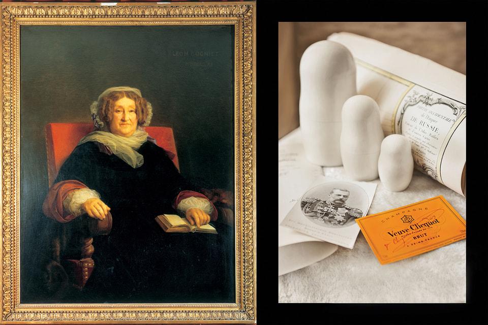 Премия посвящена  мадам Клико –  одной из первых  женщин-предпринимательниц XIX века