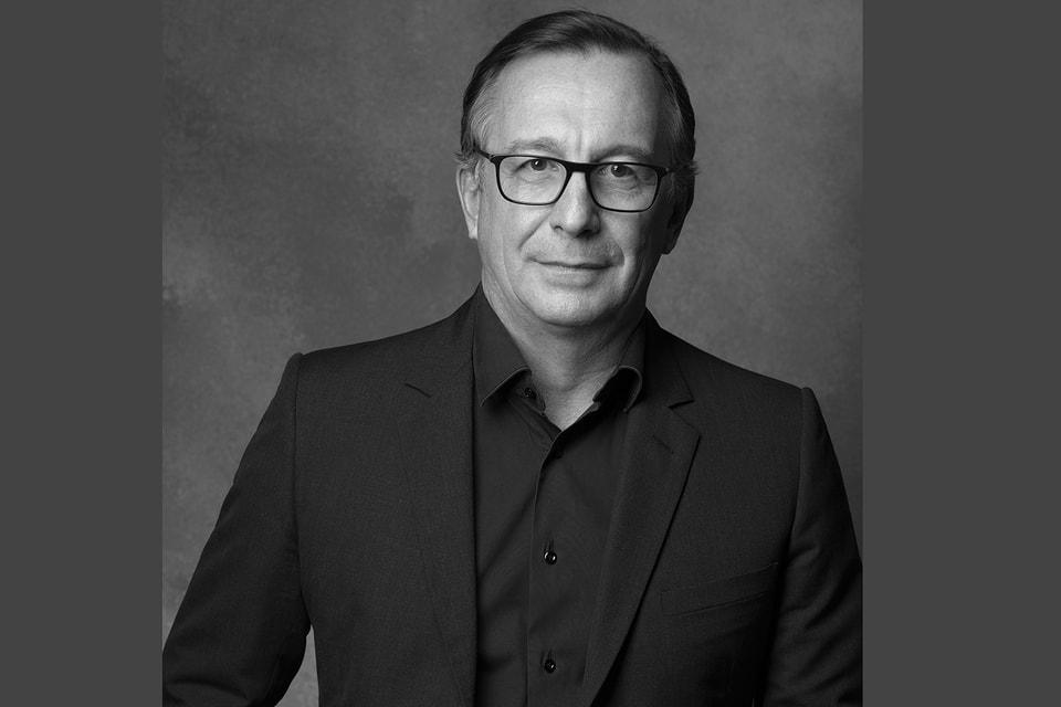 Президент Chanel Fashion Бруно Павловски