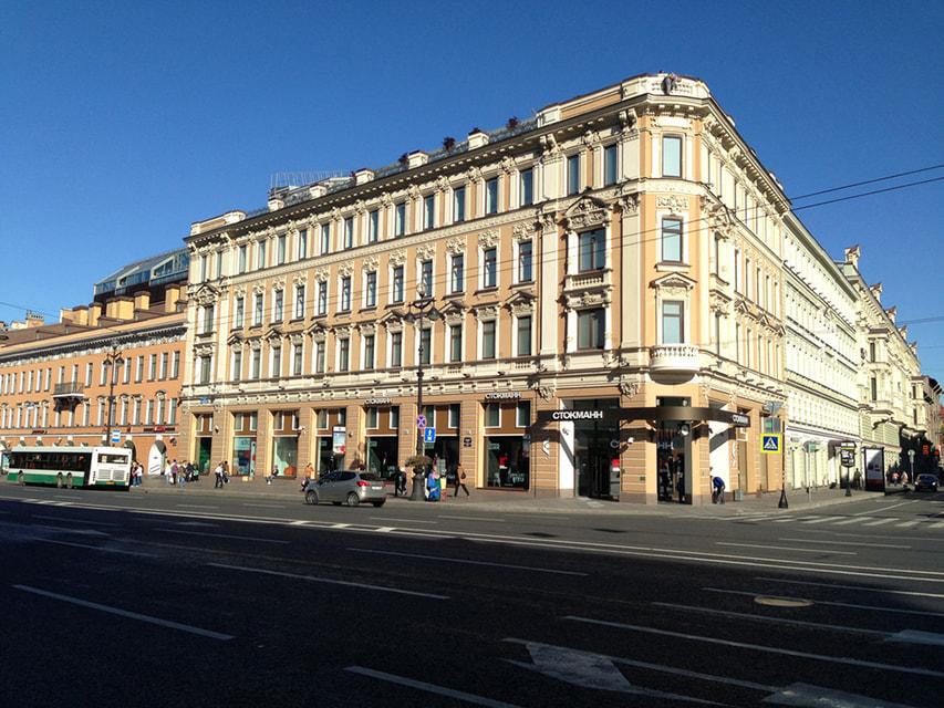 «Стокманн» в Санкт-Петербурге