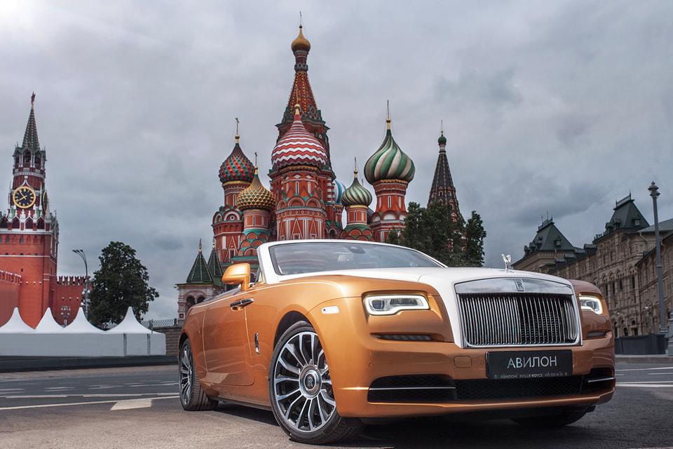 Rolls-Royce Dawn – самый дорогой среди проданных кабриолетов
