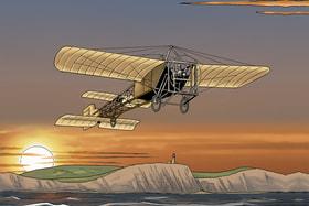 Первые полеты на «летающих машинах» и бурное развитие авиации в XX веке нерушимо связаны с первым наручными часами Zenith