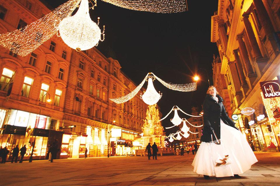 Венский бальный сезон открывается 11 ноября официальным вальсом в центре города