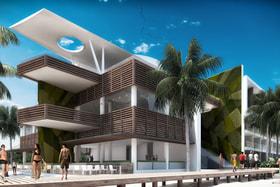 Теннисный центр расположился на территории испанской гостиничной сети Palladium Hotel Group