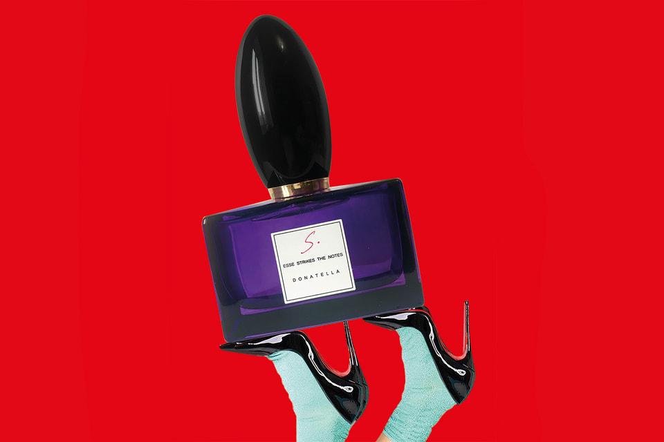 Марка представила четыре новых аромата. Donatella – один из них.