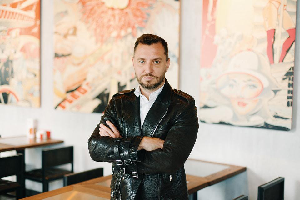 Евгений Ничипурук, ресторатор и писатель