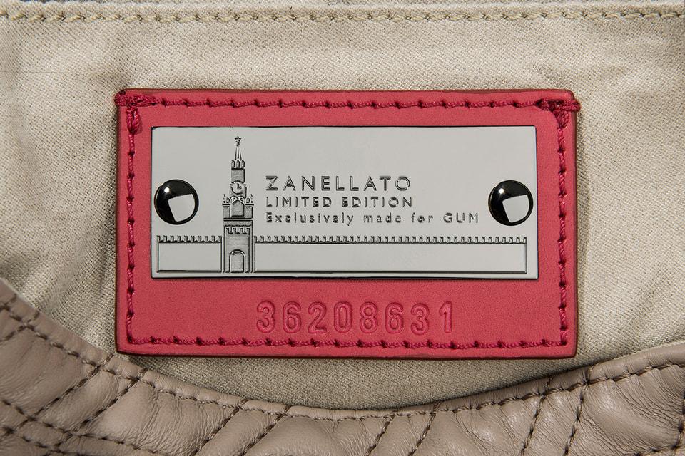 Маркировка Zanellato Limited Edition с изображением Спасской Башни