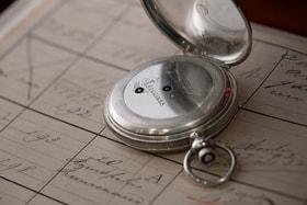 Карманные часы Longines с серийным номером 183 были произведены  в 1867 году – именно тогда была открыта  часовая фабрика бренда