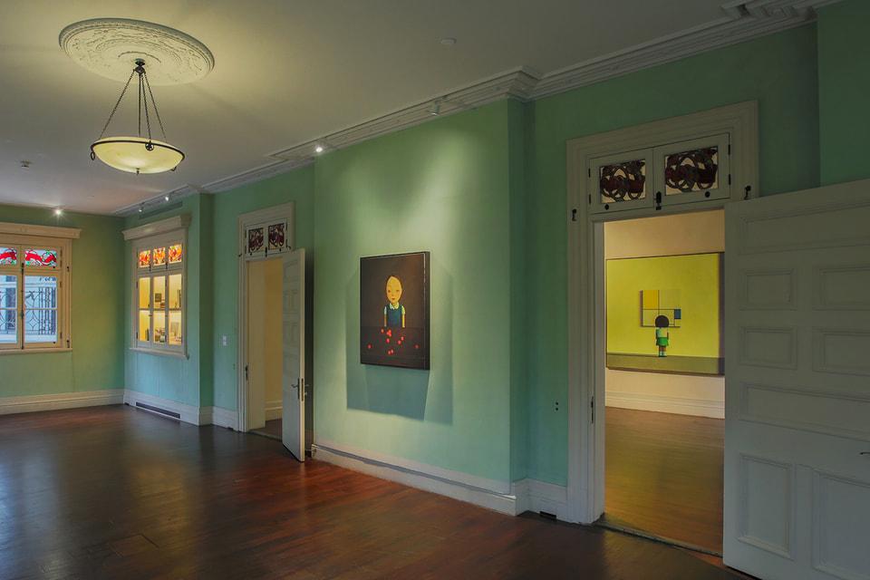Выставка Лиу Йе под названием «Storytelling», проходит в пространстве Prada Rong Zhai