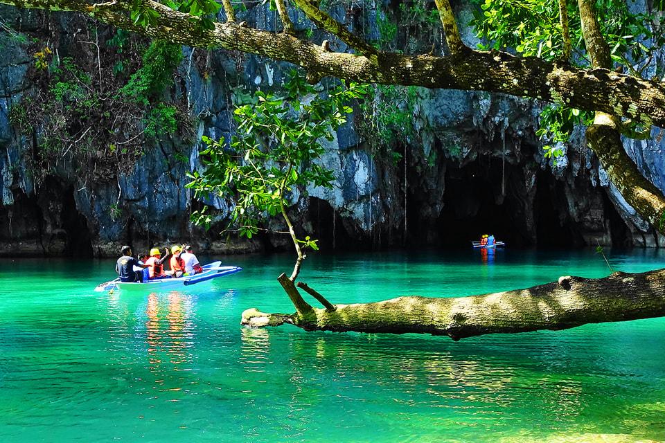 Национальный парк подземной реки Пуэрто-Принсеса